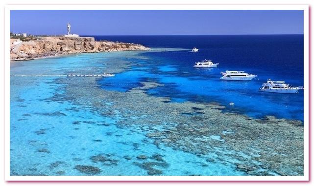 Лучшие курорты Египта. Шарм-эль-Шейх