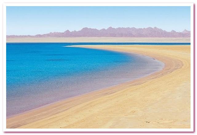 Лучшие курорты Египта. Сома-Бэй