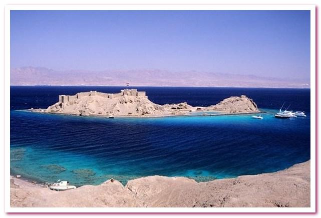 Лучшие курорты Египта. Таба