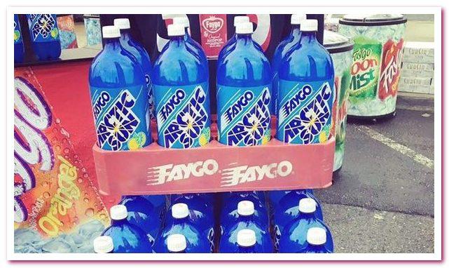 Напиток Faygo
