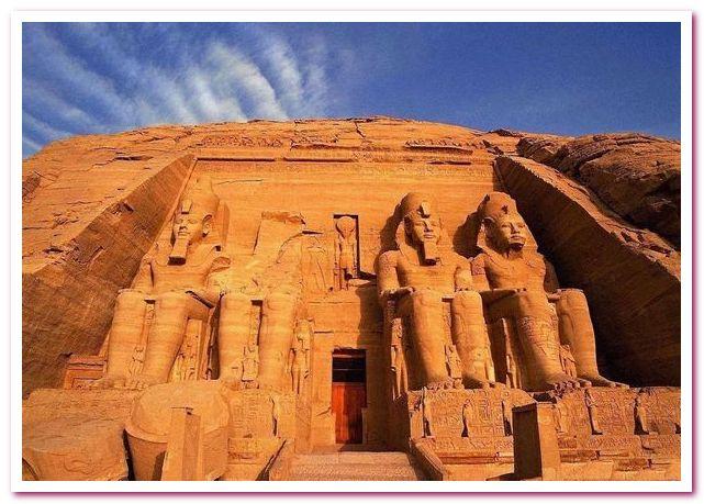 Отдых в Египте. Абу-Симбел