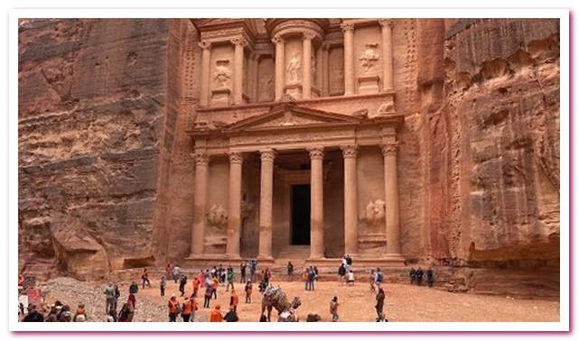 Отдых в Египте. Факультативные поездки. Петра