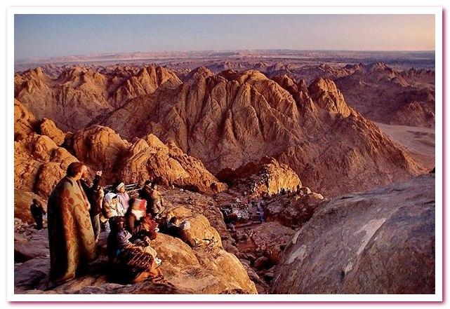 Отдых в Египте. Гора Моисея