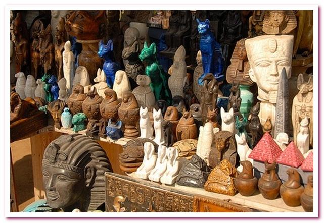 Отдых в Египте. Сувениры
