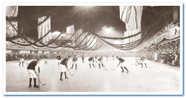 Подлинная история хоккея с шайбой. Матч в Монреале