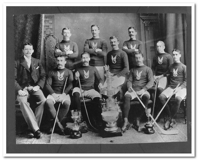 Подлинная история хоккея с шайбой. Монреальский хоккейный клуб