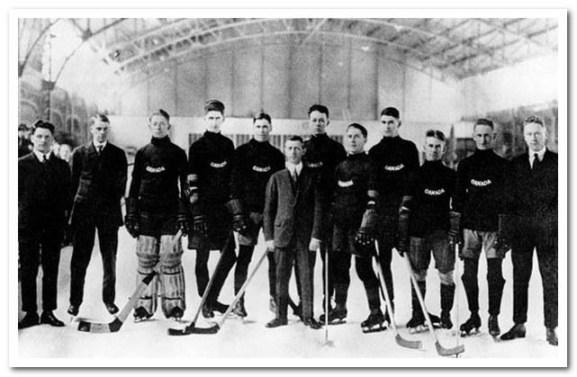 Подлинная история хоккея с шайбой. Виннипегские соколы
