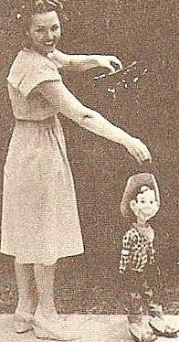 Велма Доусон с Хауди Дуди