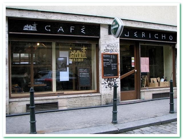 Café Jericho