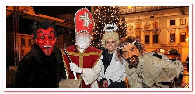 Достопримечательности Праги. Новый год в Праге