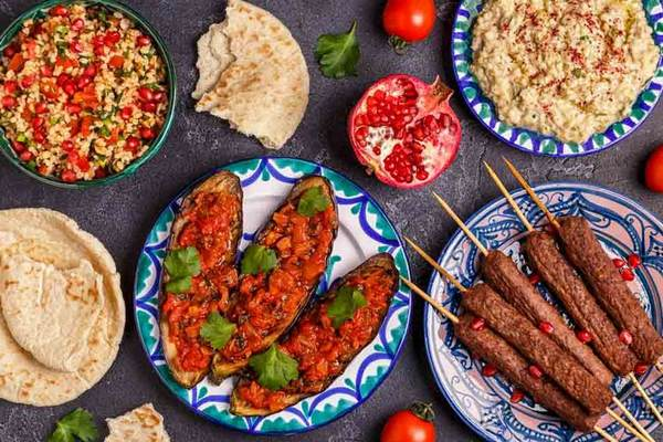 Египетская кухня обязательно содержит мясные блюда