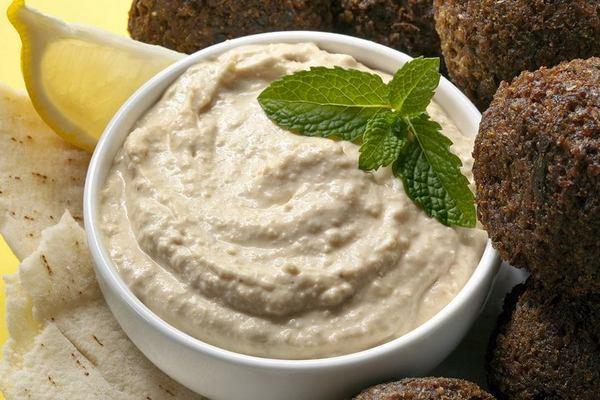 Египетская кухня. Хумус