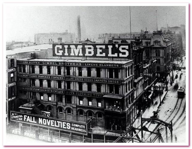 Gimbels Milwaukee