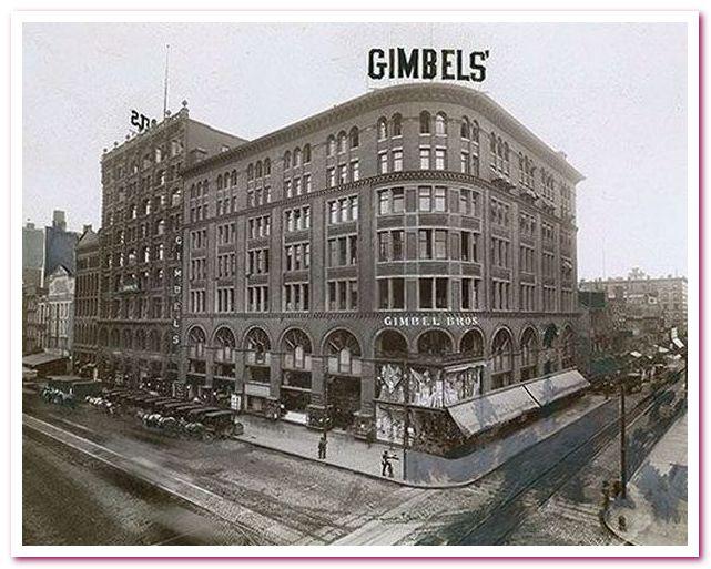 Gimbels Philadelphia