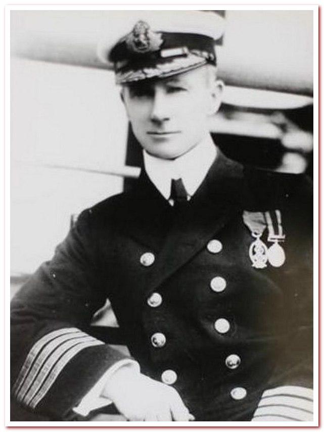 Капитан Рострон