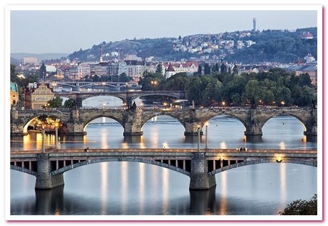 Отдых в Чехии. Достопримечательности Праги