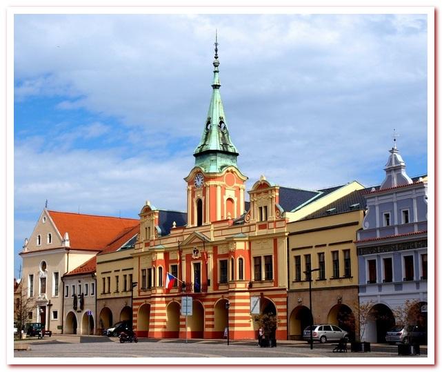 Отдых в Чехии. Мельник