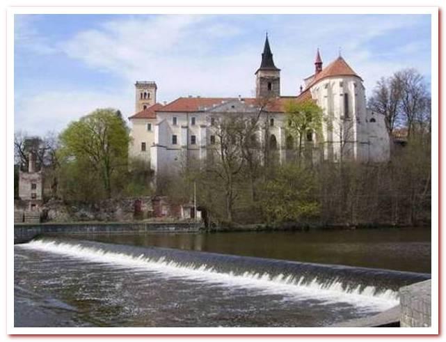 Отдых в Чехии. Сазавский монастырь