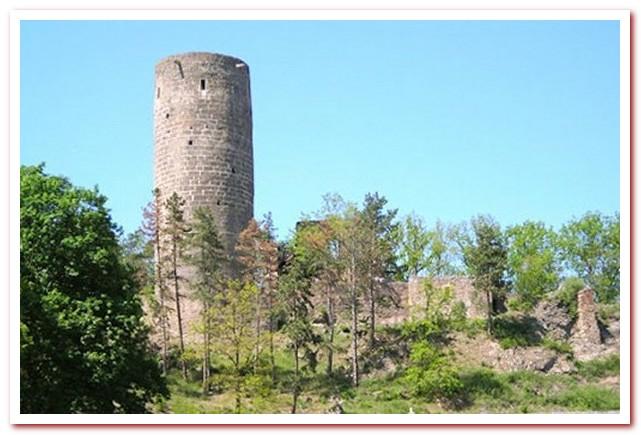Отдых в Чехии. Замок Жербак