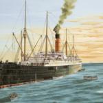 """<span class=""""title"""">Пароход Карпатия и капитан Рострон: миссия """"Титаник""""</span>"""
