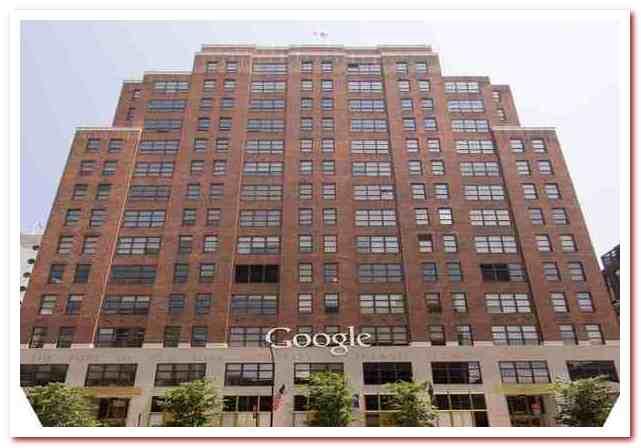 Нью-йоркский офис Google