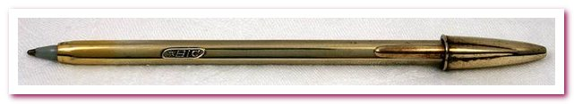 Ручка BIC Silver Anniversary Pen