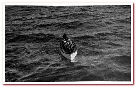 Спасательная шлюпка второго офицера Титаника Лайтоллера