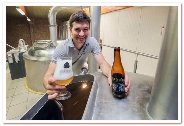 Бельгийское пиво ассоциируется только с натуральными ингредиентами