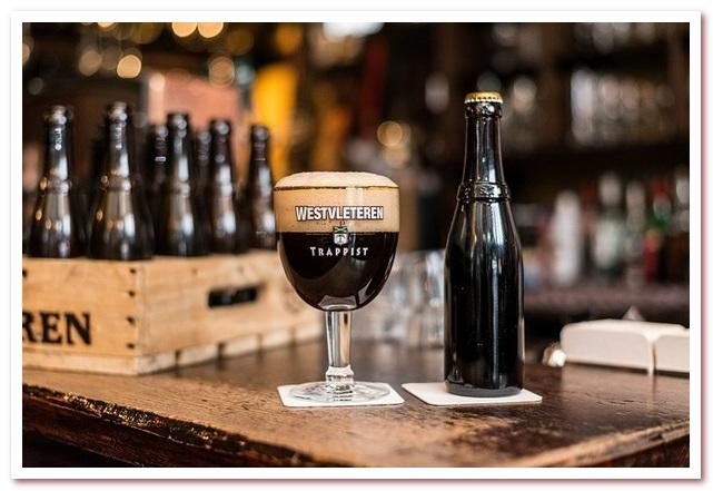 Бельгийское пиво очень вкусное