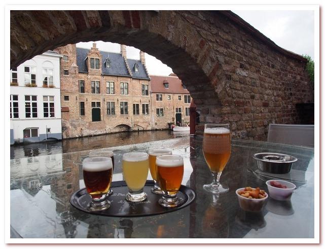 Бельгийское пиво - одна из визитных карточек страны
