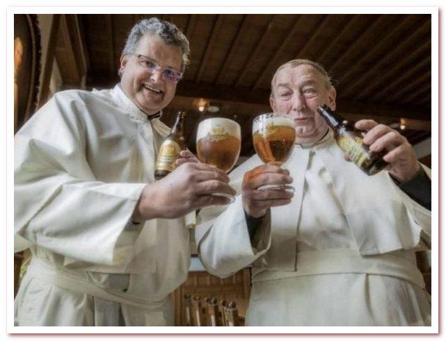 Бельгийское пиво поразит любую компанию