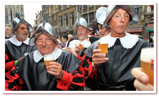 Бельгийское пиво тесно связано с национальной пивной культурой