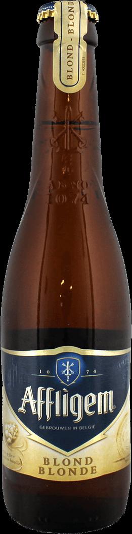 Бельгийское пиво. Affligem Blond
