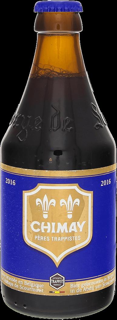 Бельгийское пиво. Chimay Blue