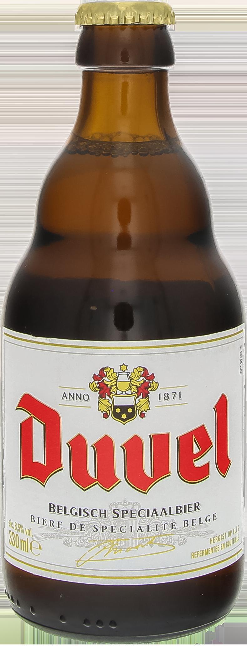 Бельгийское пиво. Duvel
