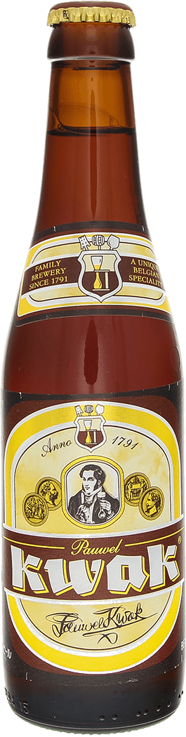 Бельгийское пиво. Kwak