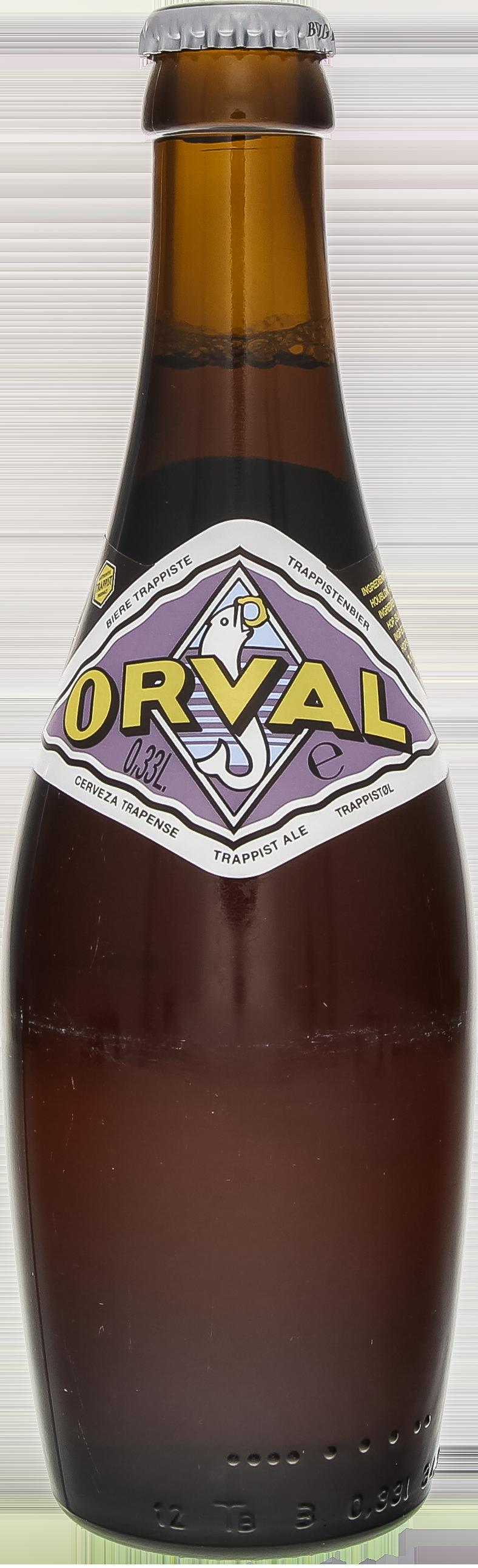 Бельгийское пиво. Orval