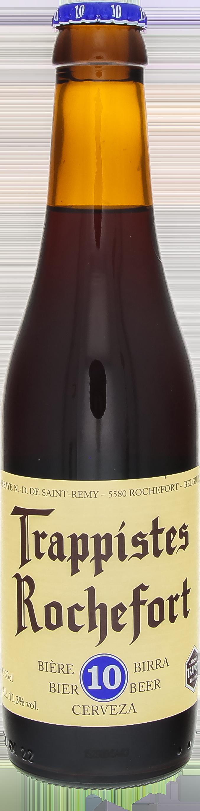 Бельгийское пиво. Rochefort 10