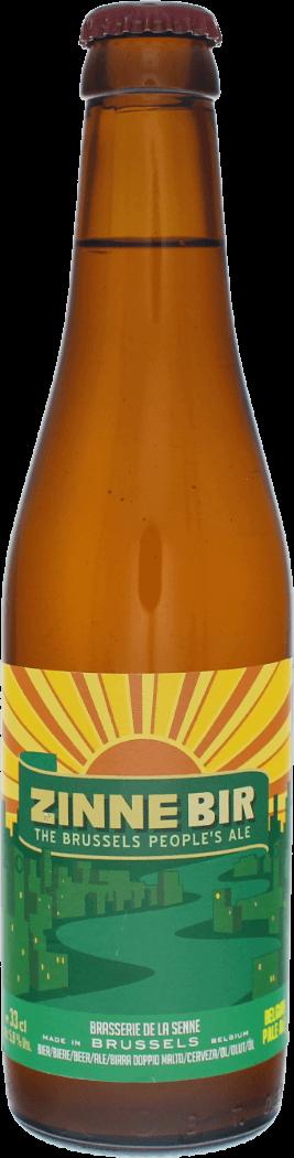 Бельгийское пиво. Zinnebir