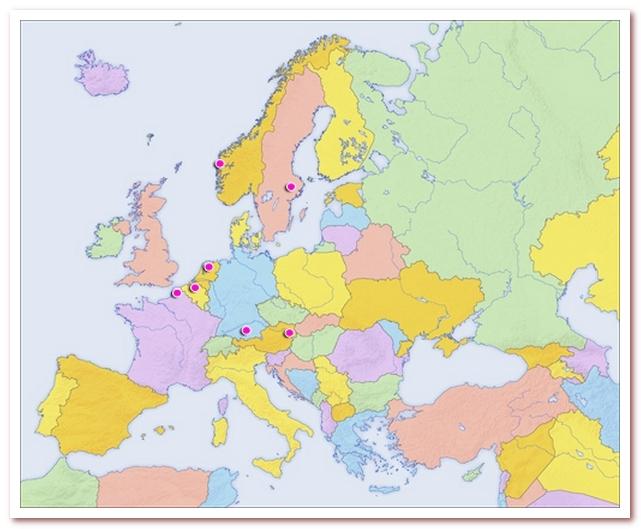 Голландские тюльпаны. Движение тюльпана по Европе