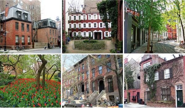 Гринвич-Виллидж, Нью-Йорк. 25 достопримечательностей