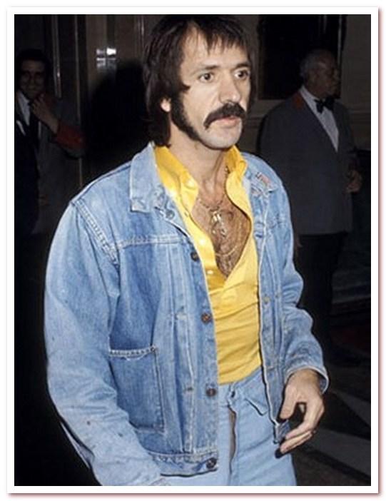 Мода 70-х. Джинсовая ткань