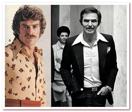 Мода 70-х. Широкие воротники