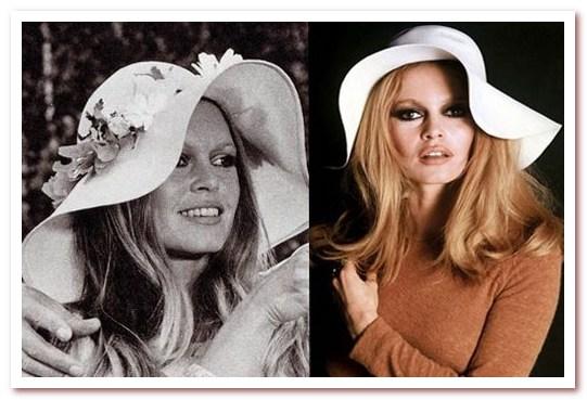 Мода 70-х. Шляпы с широкими полями