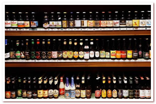 Понятие бельгийское пиво включает в себя огромное множество сортов