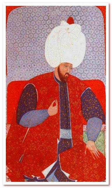 Тюльпан в тюрбане Турецкого султана