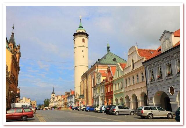 Достопримечательности Чехии. Домажлице