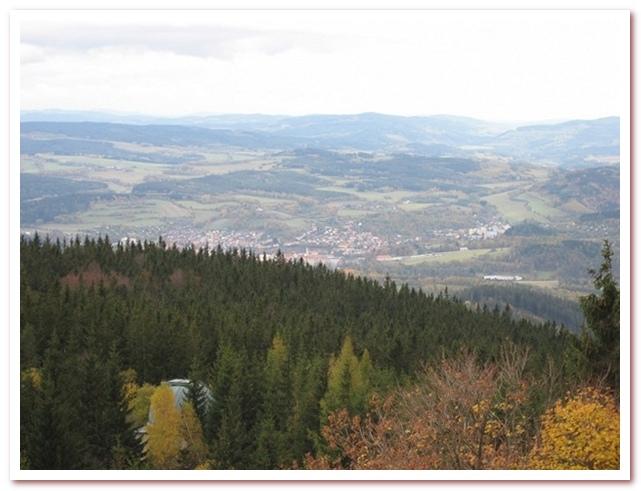 Достопримечательности Чехии. Гора Клеть