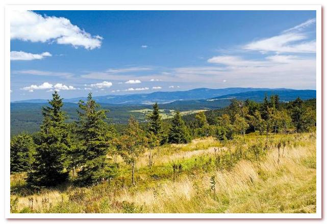 Достопримечательности Чехии. Гора Велка Дештна