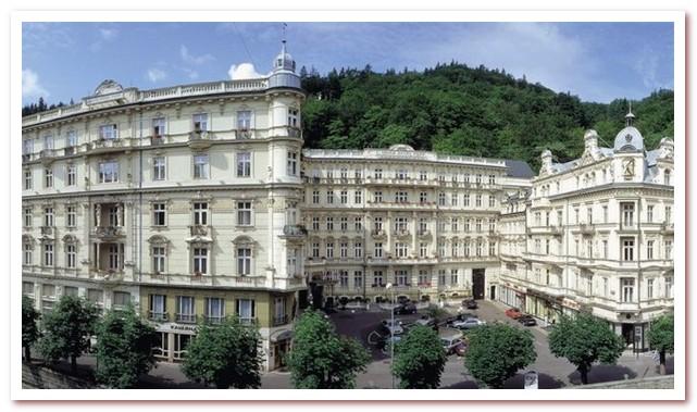 Достопримечательности Чехии. Гранд отель Пупп